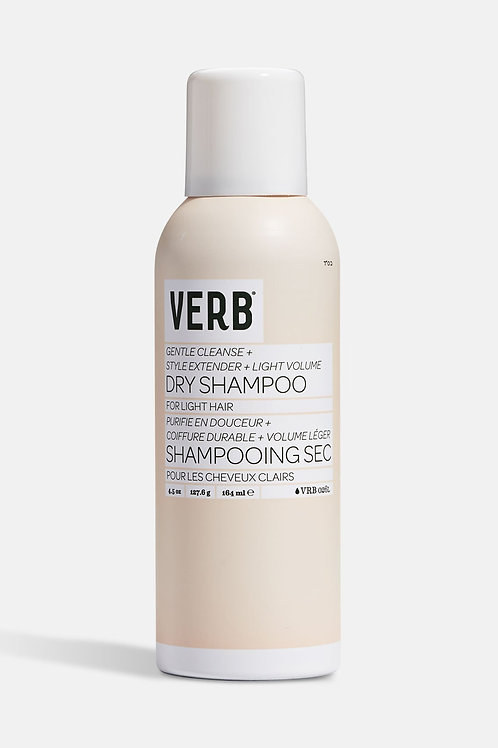 Verb's Dry Shampoo Light For Blonde Hair 127.6ml