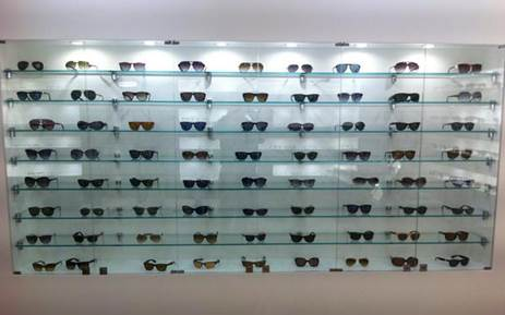 ALL GLASS support à lunettes