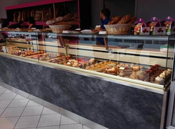 ALL GLASS vitrine de boulangerie