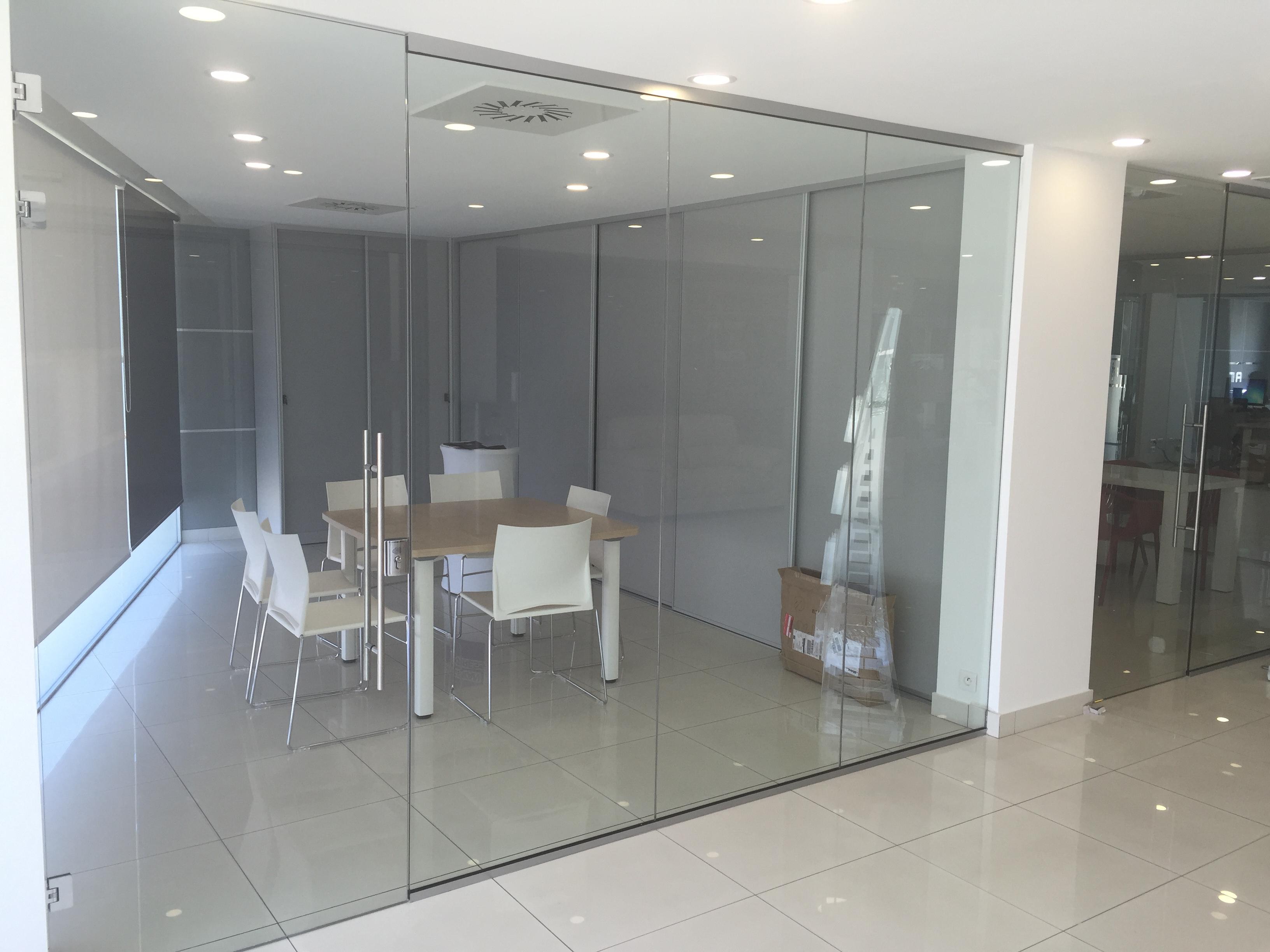 Création de 3 bureaux