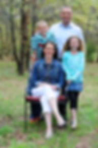 Mike Bosley BozHog and family