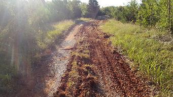 Driveway repair and maintenance
