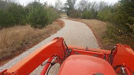 dirt work driveway repair
