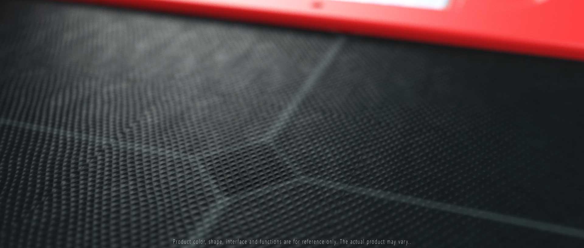 Close up of panels