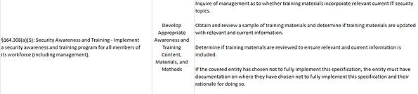 OCR Audit Protocol