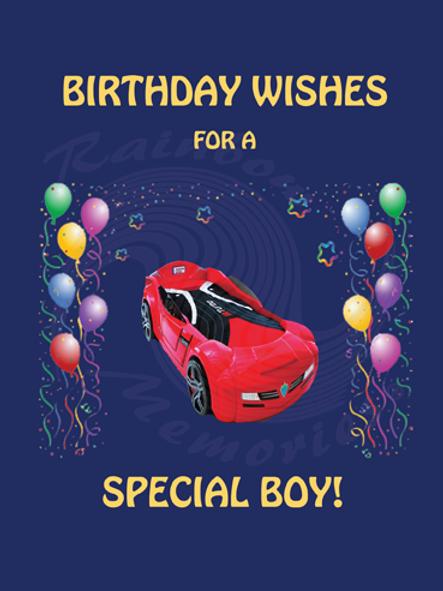Special Boy