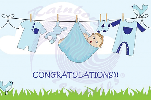 Boy - Congratulations