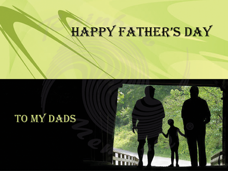 Father's Day Cards for Two Dads