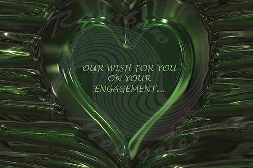 Our Wish For You On Your Engagement