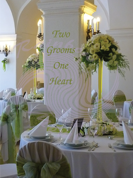 Two Grooms One Heart