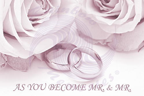 As You Become Mr. & Mr.