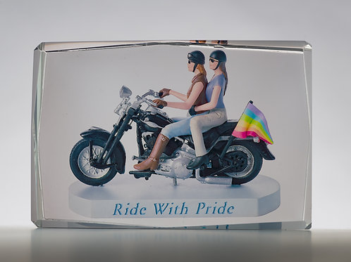 """""""Ride With Pride"""""""
