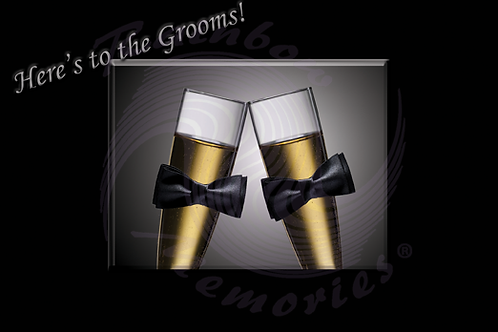 Here's To The Grooms