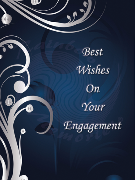 Best Wishes On Your Engagement