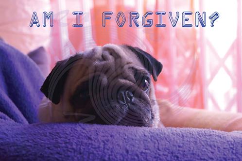 Am I Forgiven?