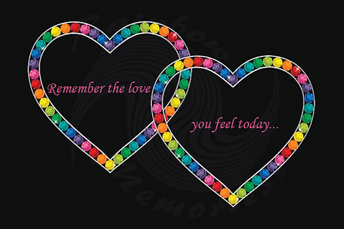 Remember The Love You Feel Today