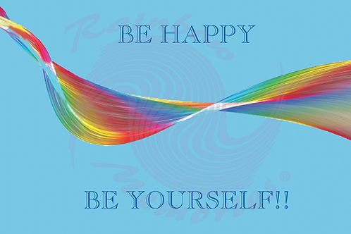 Be Happy, Be Yourself