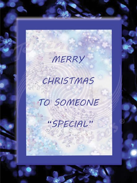 """Merry Christmas To Someone """"Special"""""""