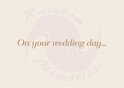 Verse Mrs On Your Wedding Day Wishing You Joy And Love Like The Neverending Circle Of Bands Congratulations