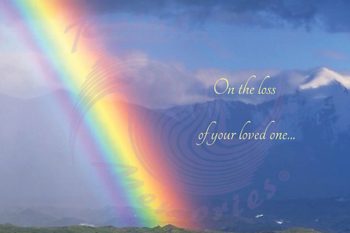 On The Loss Of Your Loved One