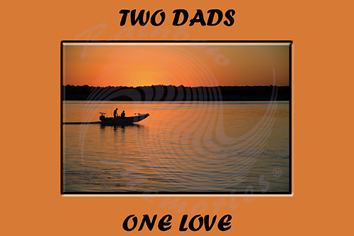 Two Dads One Love
