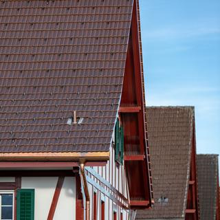 Schuler Gebäudehüllen AG, Gartenstrasse, Cham