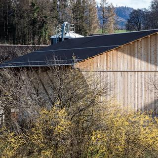 Schuler Gebäudehüllen AG, Bibersee, Cham