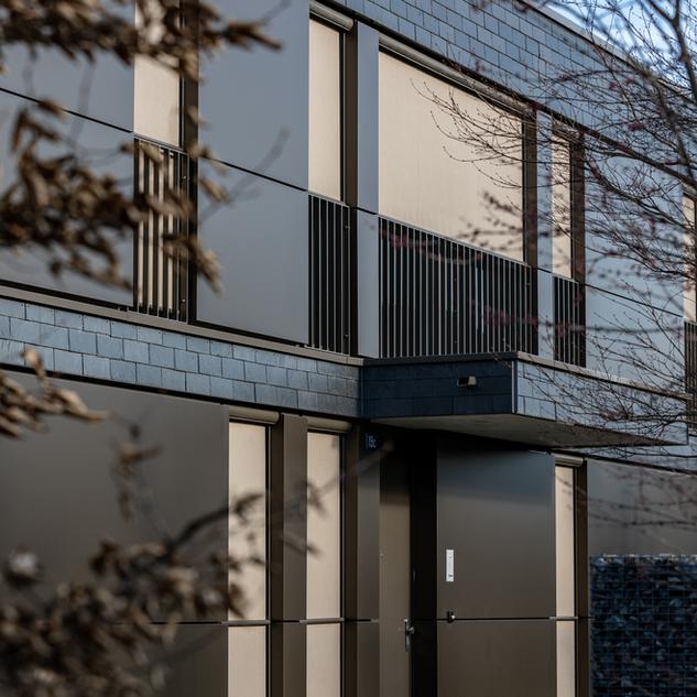 Schuler Gebäudehüllen AG, Rigistrasse, Holzhäusern
