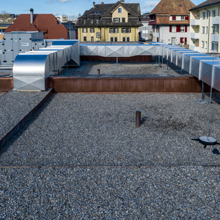 Schuler Gebäudehüllen AG, Pfarreiheim, Cham