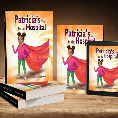 Patrice Rivers Shares Why Bringing Awareness to Sickle Cell Disease is Important