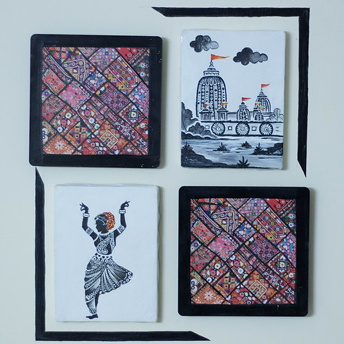 Canvas Frame - Combo Pack