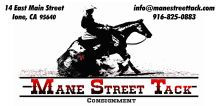Mane Street Tack