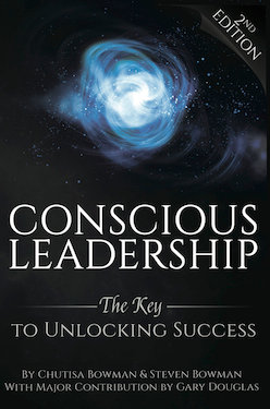 Conscious Leadership by Chutisa and Steven Bowman