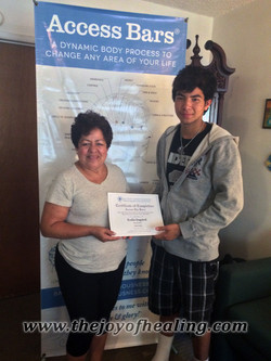 Isaias - Bars Class Certification