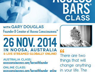 Access Streamed Online POD: Global Access Bars® Class with Gary Douglas in Long Beach CA