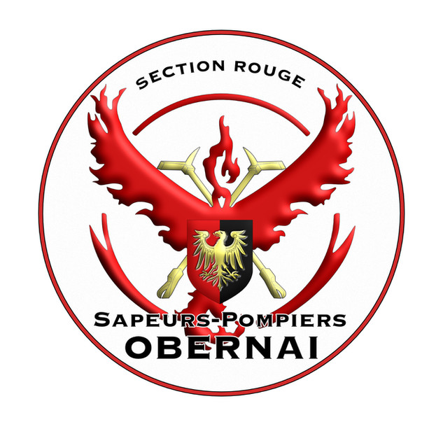 Section Rouge - Sapeurs-pompiers Obernai