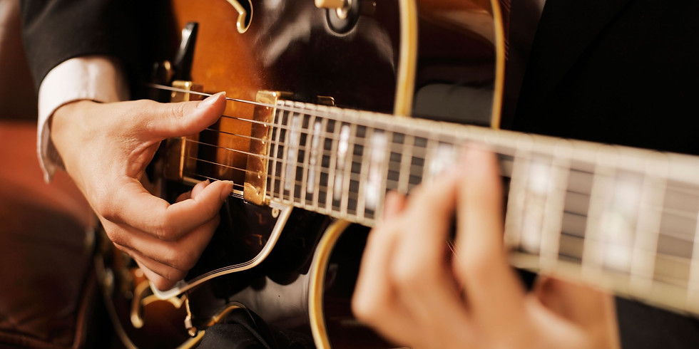 PLAY THE BLUES—LIKE A JAZZ GUITARIST