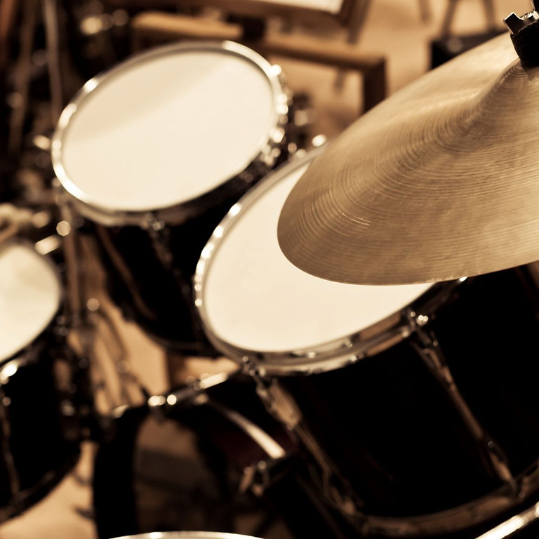 DRUM SET WORKSHOP: COMPING ON THE BLUES