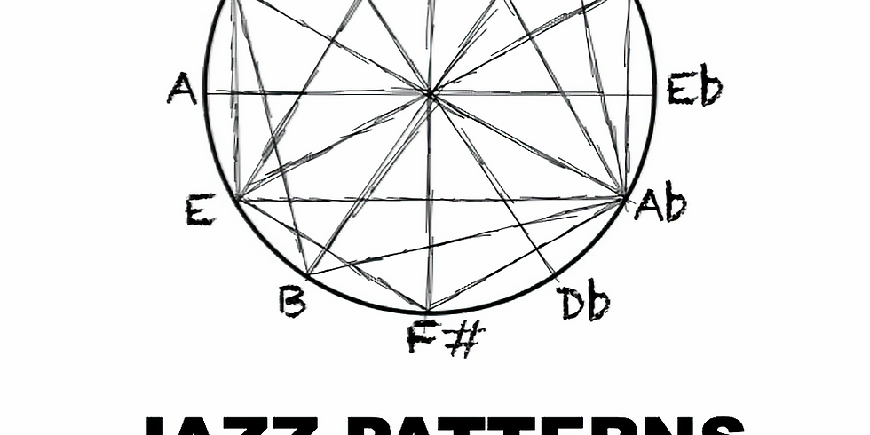 JAZZ PATTERNS: A SYSTEMATIC APPROACH TO TRUE INTERNALIZATION