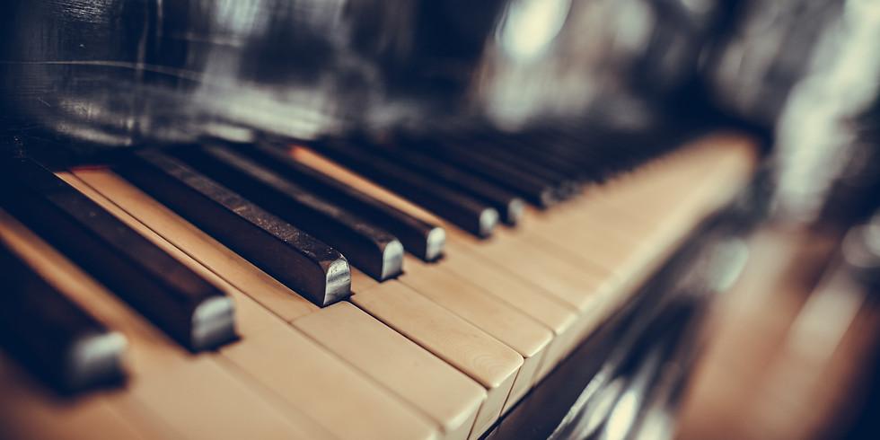 HANDFUL OF KEYS: JAZZ PIANO WORKSHOP