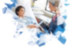 software medico al letto del paziente
