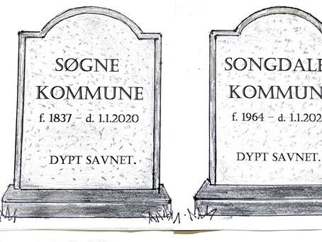 Nye Kristiansand – bygd på sviktende grunn:  Å føre Stortinget bak lyset
