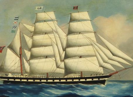 Norge dreiv ikke med slavehandel