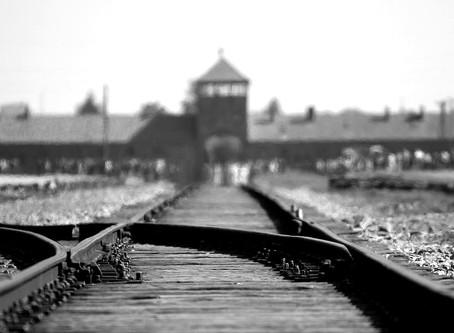 Steinar J. Olsen og det sorte hullet i Auschwitz