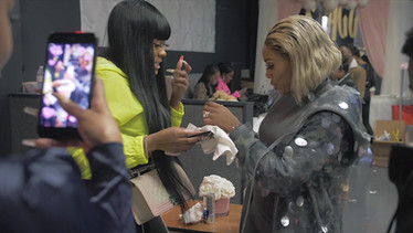 Captivate Popup Shop All Star weekend Yandy