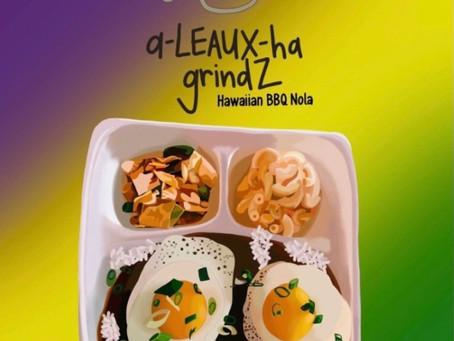 Hawaiian BBQ: A-Leaux-ha Grindz