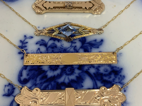 Jewelry Spotlight: Vanishing Heirlooms