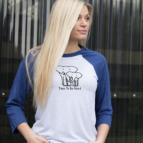 Unisex baseball jersey t-shirt