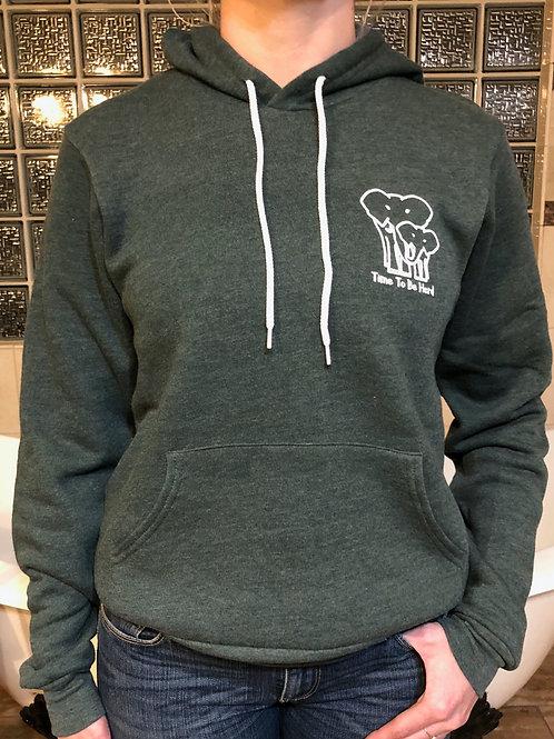Unisex Pullover Hoodie Sweatshirt