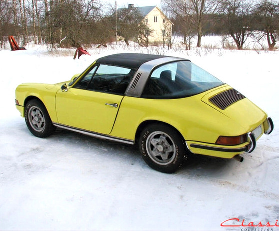 Classic Collection, Porsche 911 E Targa